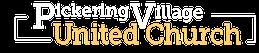 Pickering Village United Church Logo